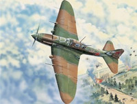 IL-2M3 Soviet Ground Attack Aircraft 1/32