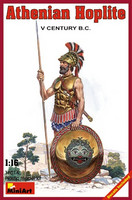 Athenian Hoplite V Century B.C 1/16