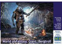 """World of Fantasy """" Giant Bergtroll"""" 1/24"""