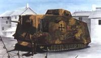 Sturmpanzer A7V (Ensimmäinen maailmansota) 1/35