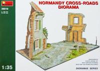 Normandy Cross-Roads Diorama 1/35