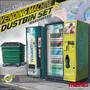 Vending Machine & Dumpster Set 1/35