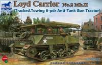 Lloyd Carrier No.2 Mk.II Tractor 1/35