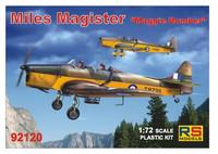 """Miles Magister """"Maggie Bomber"""" 1/72"""