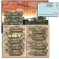 Das Reich & Wiking Panzer III Ausf J/L/Ms 1/48