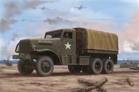 US White 666 Cargo Truck (Hard Top) 1/35