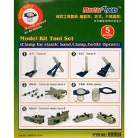 Elastic Clamp Set