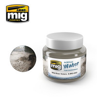 Wild River Waters, Geel for Simulating Water, 250ml