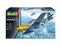 North American P-51D Mustang (New Tool) 1/32