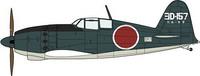 Mitsubishi J2M3 Raiden (Jack) Type 21, Tatsumaki Unit 1/48