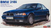 BMW 318i (limited edition) 1/24