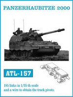 Panzerhaubitze 2000 Tracks 1/35