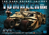 Tumbler with Bane, The Dark Knight Trilogy