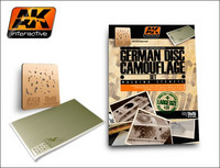 German Camo Disc 1/35