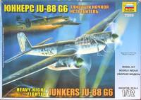 Junkers JU-88 G6 1/72