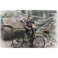 Volkssturm. Tank hunter. Germany, 1944-1945 1/35