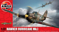 """Hawker Hurricane Mk.I """"New Tooling"""" 1/72"""