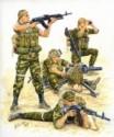 Russian Fire Support Team 1/35