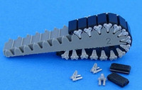 M3 Lee/Grant/M4 T41 Type metal Tracks 1/35