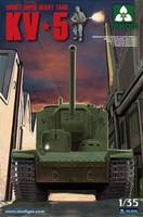 KV-5 Soviet Super Heavy Tank 1/35