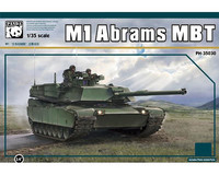 M1 Abrams MBT 1/35