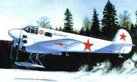 Yak-6 Soviet light bomber 1/72
