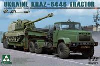 Ukraine KraZ-6446 with Trailer 1/35