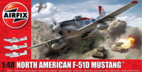 North American F-51D Mustang 1/48