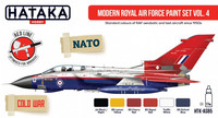 Modern Royal Air Force Paint Set Vol.4
