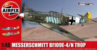 Messerschmitt Bf109 E-4/N Trop 1/48