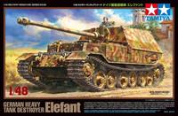 Panzerjäger Elefant 1/48