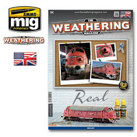 """The Weathering Magazine 18 """"Real"""""""
