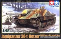 Jagdpanzer 38(t) Hetzer Mid Production 1/48