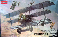 Fokker F.1 1/32