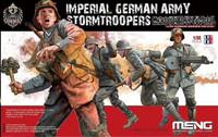 Imperial German Stormtroopers WWI 1/35