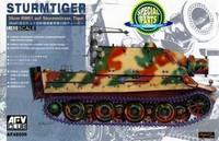 38cm RW61 auf Sturmmorser Tiger 1/48