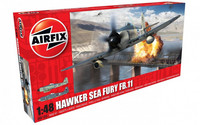 Hawker Sea Fury FB.11 New Tooling 1/48