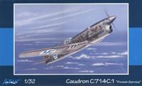 Caudron C.714C.1 Finnish Service 1/32