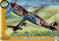 Curtiss Kittyhawk Mk. Ia Aces 1/72