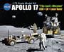 "Apollo 17 ""the Last J-Mission"" CSM + LM + Lunar Rover 1/72"