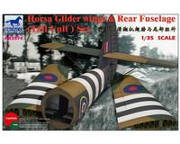 Horsa glider wings & rear fuselage (Tail unit) set 1/35