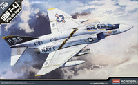 McDonnell F-4J Phantom, VF-84 Jolly Rogers 1/48