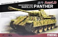 Panther Ausf.D SdKfz 171 1/35