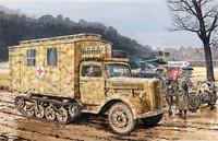 """Opel Maultier SdKfz 3 Ambulance """"Smart Kit"""" 1/35"""