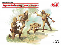 Japanese Infantry 1942-1945 1/35