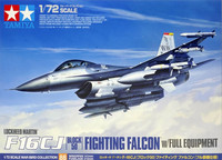 Lockheed Martin F-16 CJ (Block 50) with Full Equipment 1/72