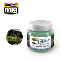 Slow River Waters, Acrylic Geel for Simulating Water 250ml