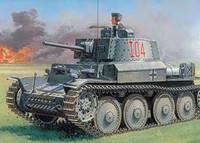 PZ.KPFW 38(T) AUSF. F 1/35