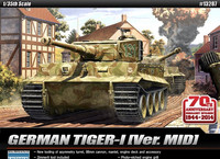 Tiger I Middle (New Tooling) 1/35