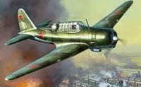 Sukhoi SÚ-2 1/48